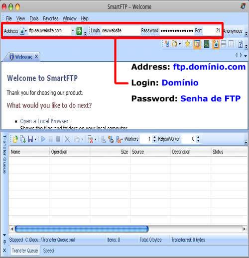 SmartFTP 09