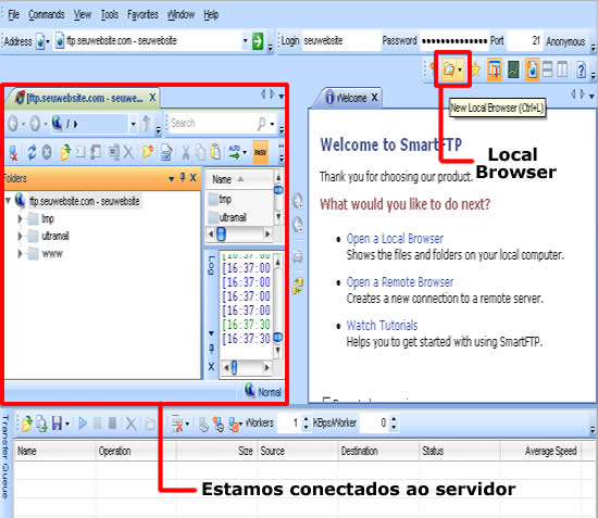 SmartFTP 10