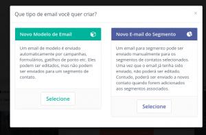 tipos de email hostnet email marketing