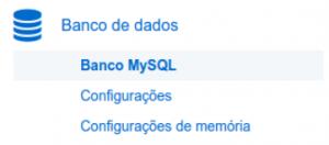 Banco MySQL