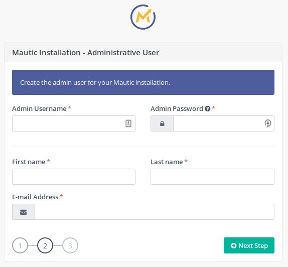 Automação de Marketing - configuração do Mautic - Parte 3